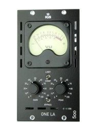 IGS ONE LA 500 Compressor - BLACK  - www.AtlasProAudio.com