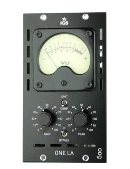 IGS ONE LA 500 Compressor - BLACK  - www.AtlasProAudio.com