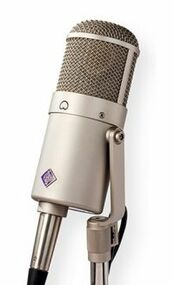 Neumann U47fet Microphone