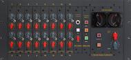 Chandler Mini Rack Mixer with PSU - front