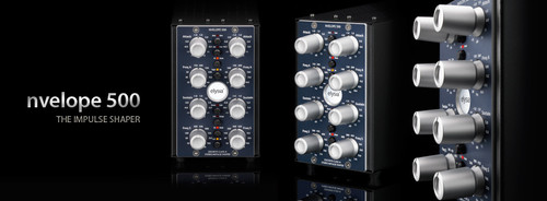 Elysia nvelope 500, rack not included. Module only.