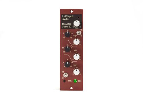 LaChapell Audio 503 EQ  - www.AtlasProAudio.com