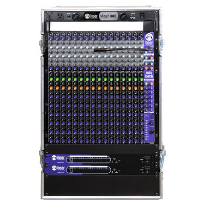 Stage Mix System - Front