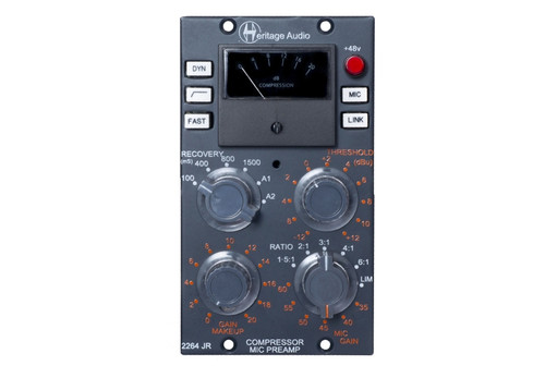 Heritage Audio 2264JR - front