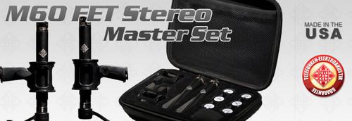M60 Master Stereo Set
