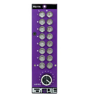 Purple Audio Moiyn 8x2 Mixer - front - Atlas Pro Audio