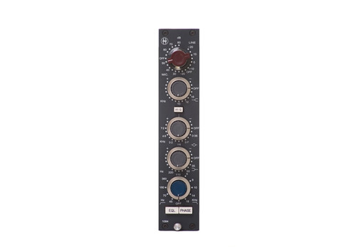 Heritage Audio 1084 - Front - Atlas Pro Audio
