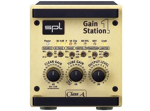 SPL GainStation 1 - Front - AtlasProAudio.com
