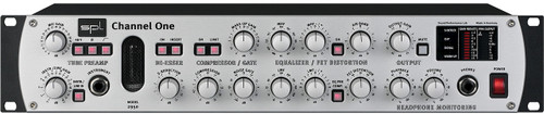 SPL Channel One Channel Strip - Front - AtlasProAudio.com