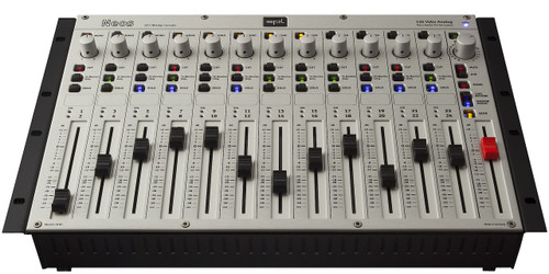 SPL Neos 24x2 Summing & Monitor Console - front - AtlasProAudio.com