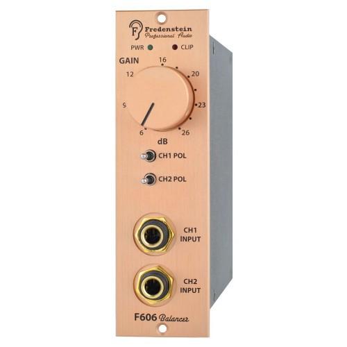 Fredenstein F606 - AtlasProAudio.com
