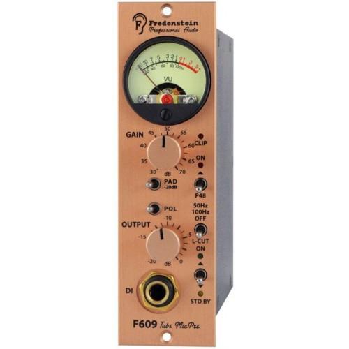 Fredenstein F609 Tube Mic Preamp - AtlasProAudio.com