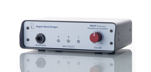 RNHP Precision Headphone Amplifier - www.AtlasProAudio.com