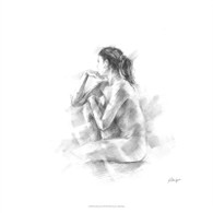 Seated Figure Study II
