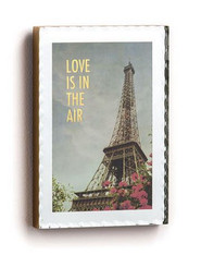 Love is in the Air Plaque