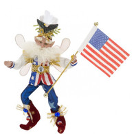 Mark Roberts Uncle Sam Fairy, Small - 2016