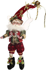 "Mark Roberts Jingle Bell Fairy - Small 10"" 2016"