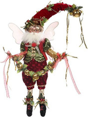 "Mark Roberts Jingle Bell Fairy - Medium 15"" 2016"