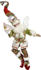 Deck the Halls Fairy - MED 16""