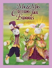MR. AND MRS. COTTONTAIL BUNNIES