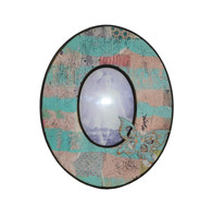 Oval Wall Photo Frame