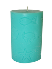 Summer Beach Candle
