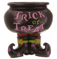 "TRICK OR TREAT"" CAULDRON"