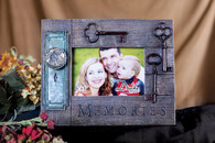 "PHOTO FRAME ""MEMORIES KEY"""