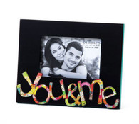 You and Me Sculpture Frame