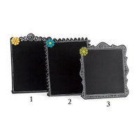 Free Standing Magnetic Chalkboards