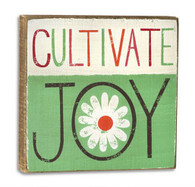 Cultivate Joy Wall Art