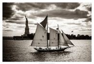The Clipper & the Liberty