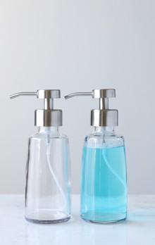 coastal glass foaming soap dispenser - Foam Soap Dispenser