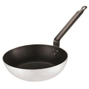14 1/8 Non-stick Splayed Sauté Pan , L 14.125 x W 14.125 x H 5.125