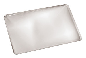 Baking Sheet, Stainless Steel, Angled Sides