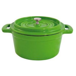 """Green Mini Pan 5 1/2"""""""