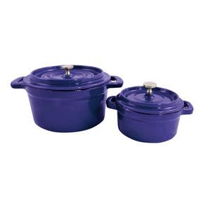 """Blue Mini Pan 5 1/2"""""""