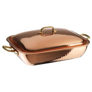 Roasting Pan, Copper Tin