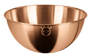 Mixing Bowl, Copper, 12QT