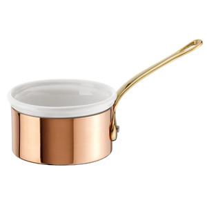 Butter Warmer W/Insert,Copper