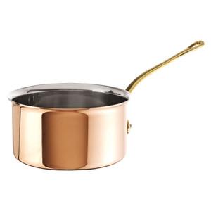 Copper/SS Sauce Pan 3 5/8QT