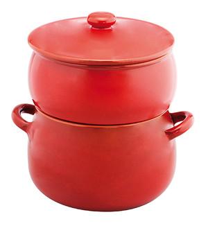 Steamer, Red