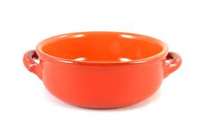 Casserole Dish, Red