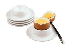 Egg Cup, Melamine, Set of 4