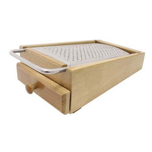 Cheese Grater Box with Drawer