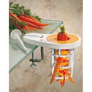 """Carrot Peeler, DIA 4"""" (OPENING 1 3/4"""") X H 7"""