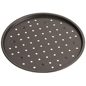 13 3/8 Non-stick Perforated Baking Sheet - , L 13.375 x W 13.375 x H 0.5