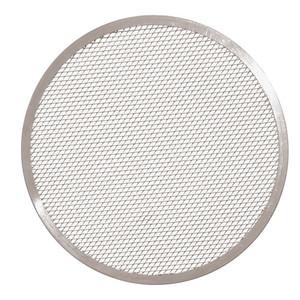 11 7/8 Aluminum Pizza Screen, L 11.875 x W 11.875 x H 0.25