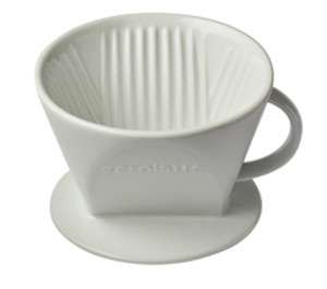 Aerolatte Ceramic Coffee Filter Cone, 4 Cup