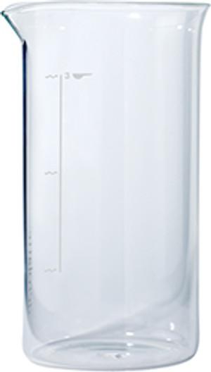 Aerolatte French Press Glass Beaker, 3 Cup